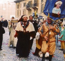 Carnevale a Sommacampagna
