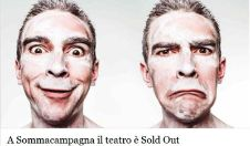 Teatro sold out